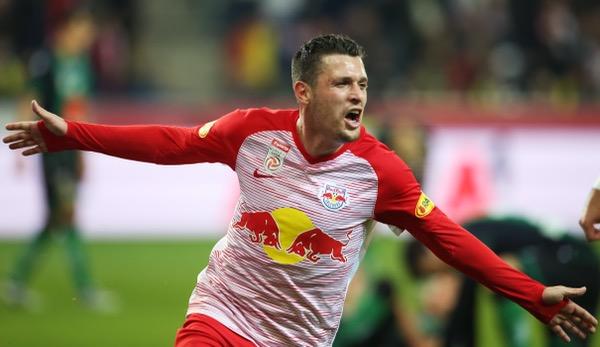 Fix Red Bull Salzburg Spielt 2019 20 In Der Champions