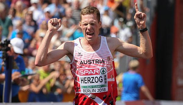 guter Service attraktive Designs neueste trends Zweite Medaille für Österreich bei EM: Team-Bronze im Marathon