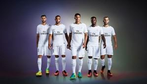 PSG Paris Saint Germain Presentation Trainingsanzug 2016 rot