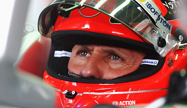 Formel 1 Fahrer Wacht Nach Ski Unfall Auf