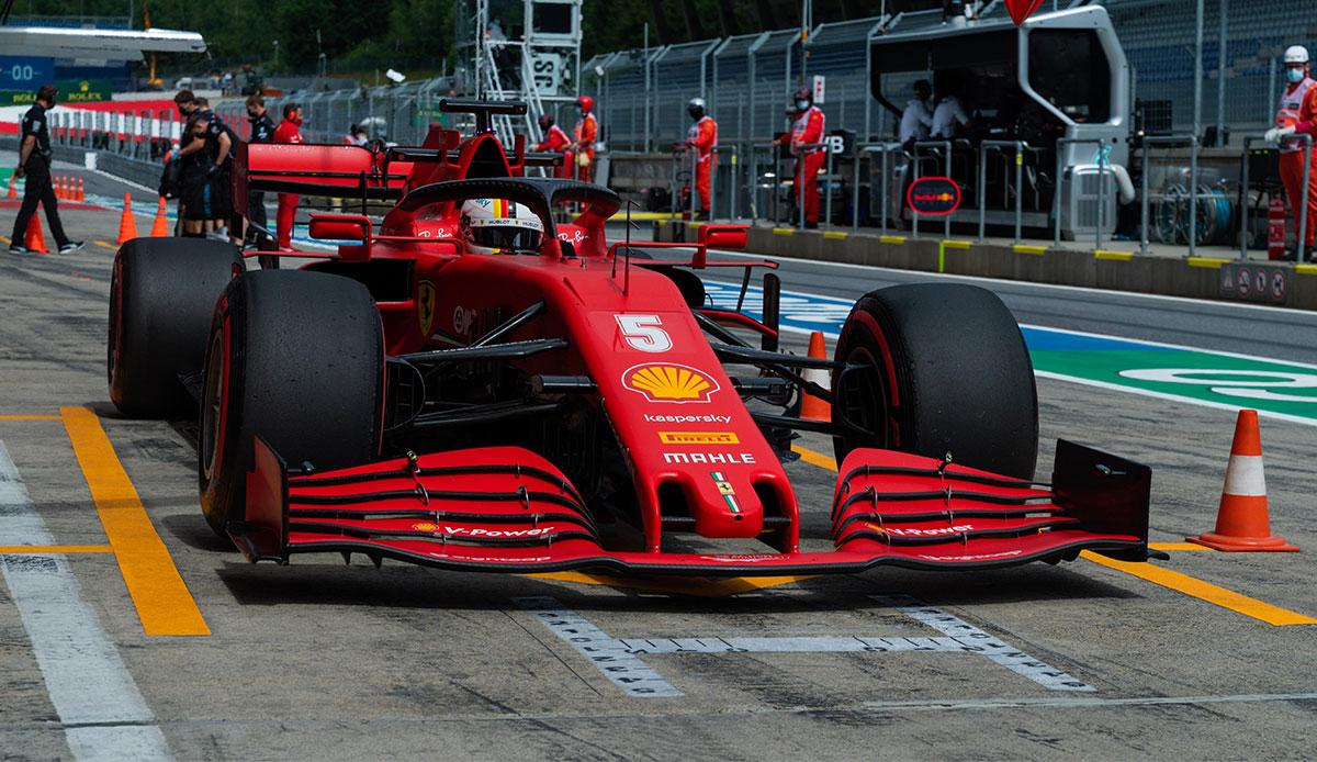 Formel 1 Qualifying Heute