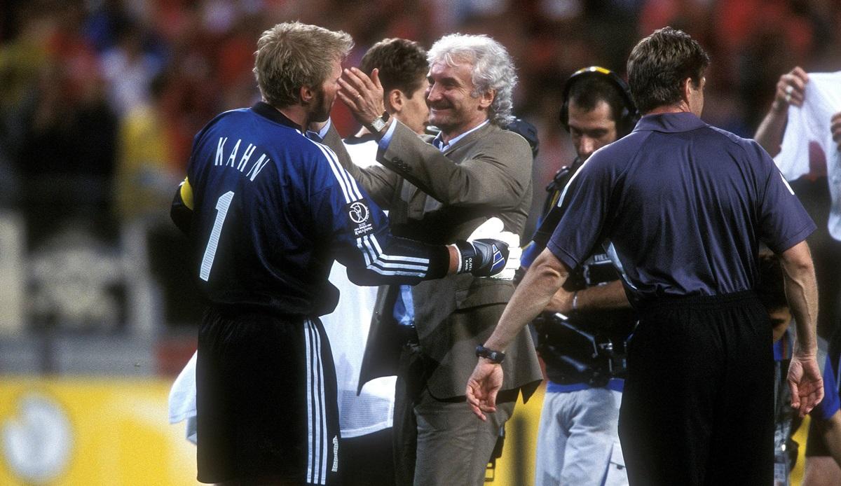 Rudi Voller Uber Oliver Kahn Bei Der Wm 2002 Das War Mit Abstand Sein Bestes Spiel
