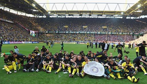 Borussia Dortmund In Der Saison 2011 2012