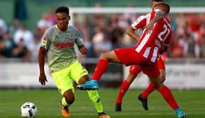 Bundesliga Nikolas Nartey Vor Seinem Debut Beim 1 Fc Koln