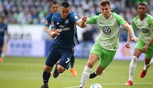 Rettet Sich Der Hsv Der Letzte Spieltag Der Bundesliga