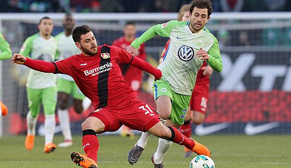 Leverkusen Gegen Wolfsburg