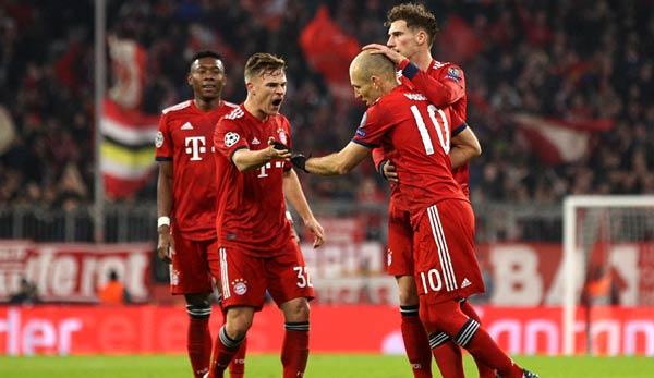 Fcb Der Spielplan Des Fc Bayern Das Sind Die Nachsten