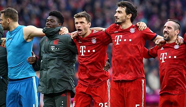 Fc Bayern Munchen Spielplan Die Nachsten Gegner In Der