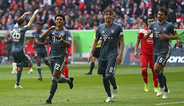 Fc Bayern Munchen Restprogramm Und Spielplan In Der