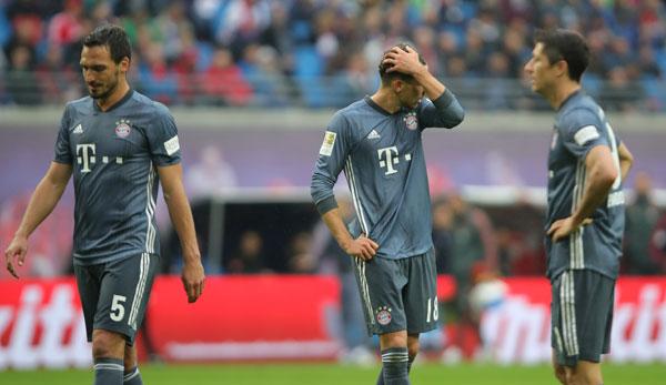Fc Bayern Munchen Spielplan Des Fcb Gegner Am Letzten