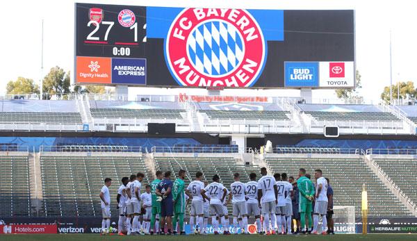 Arsenal Gegen Bayern MГјnchen