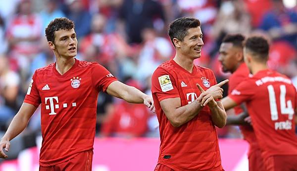Fc Bayern Munchen Spielplan Nachste Gegner Und Termine Des Fcb