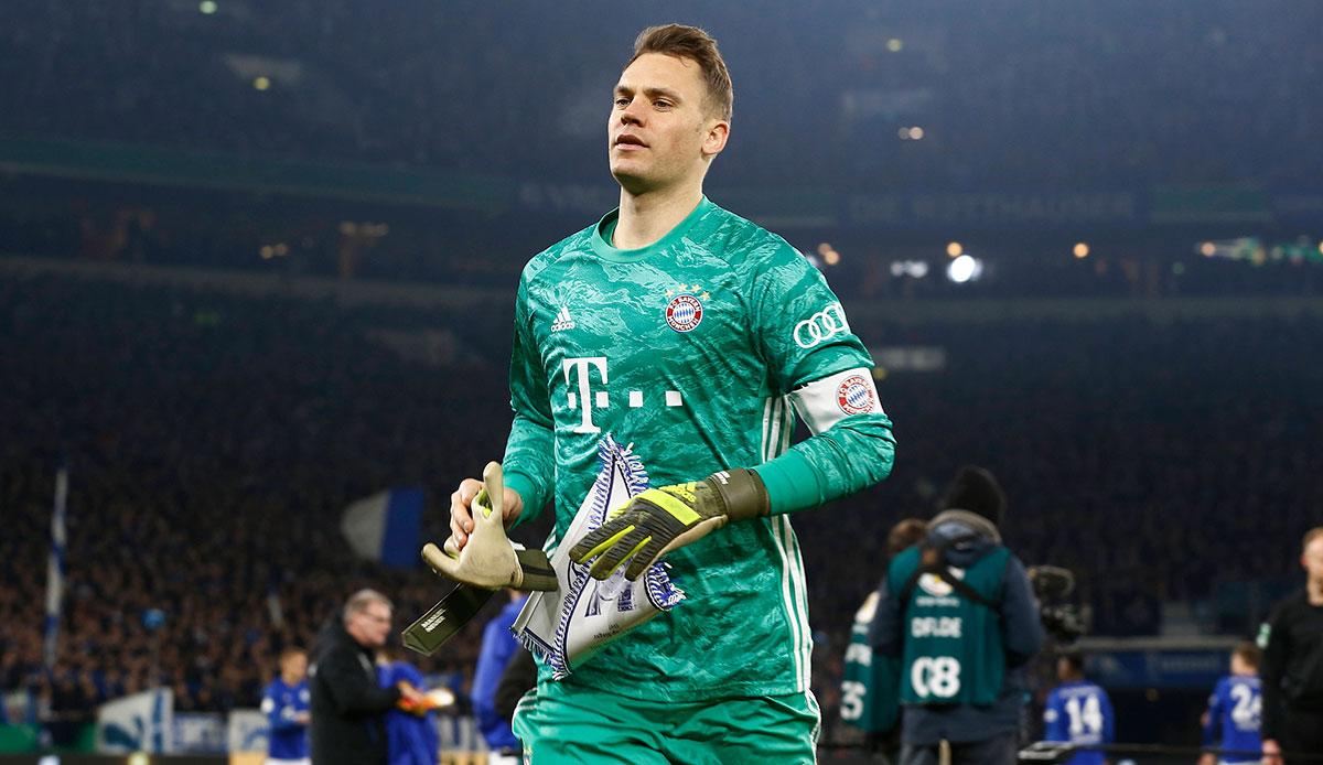 FC Bayern München und Manuel Neuer bleiben zusammen: Acht Gründe ...