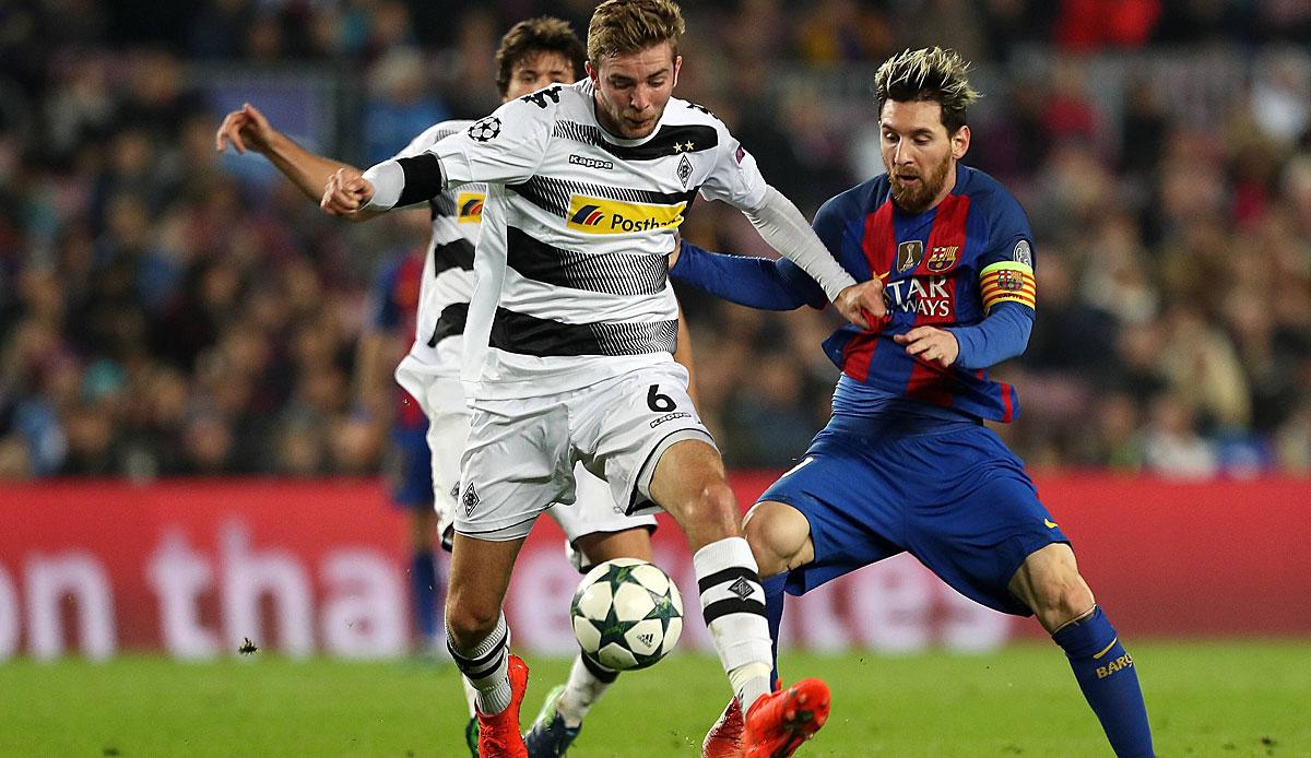 """Christoph Kramer im Interview: """"Ich musste mich überwinden, Messi darum zu  bitten"""""""