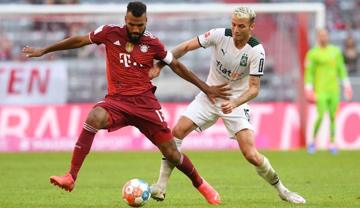 Fc Bayern Munchen Verliert Im Test Gegen Borussia M Gladbach Gnabry Kehrt Zuruck