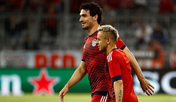 Fc Bayern News Und Geruchte Mats Hummels Verteidigt