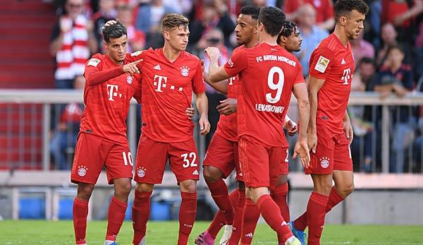 Fc Bayern Munchen Spielplan Nachste Gegner Und Termine