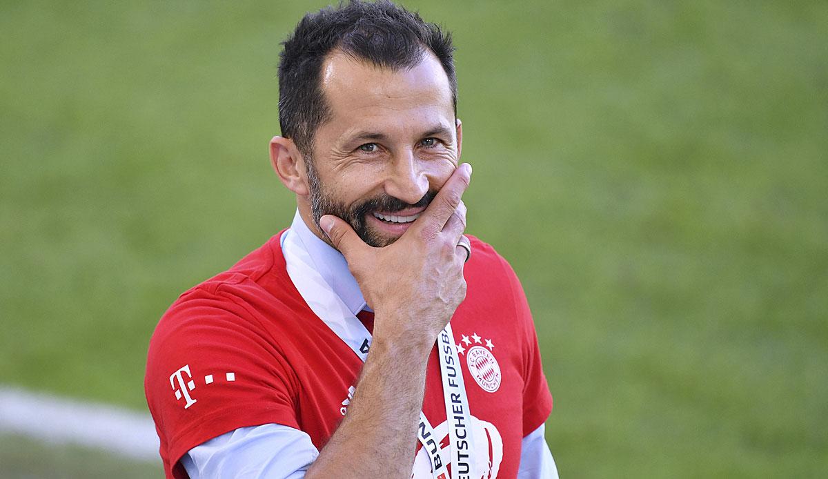 """Hasan Salihamidzic steigt beim FC Bayern auf: """"Ich will Geschichte ..."""