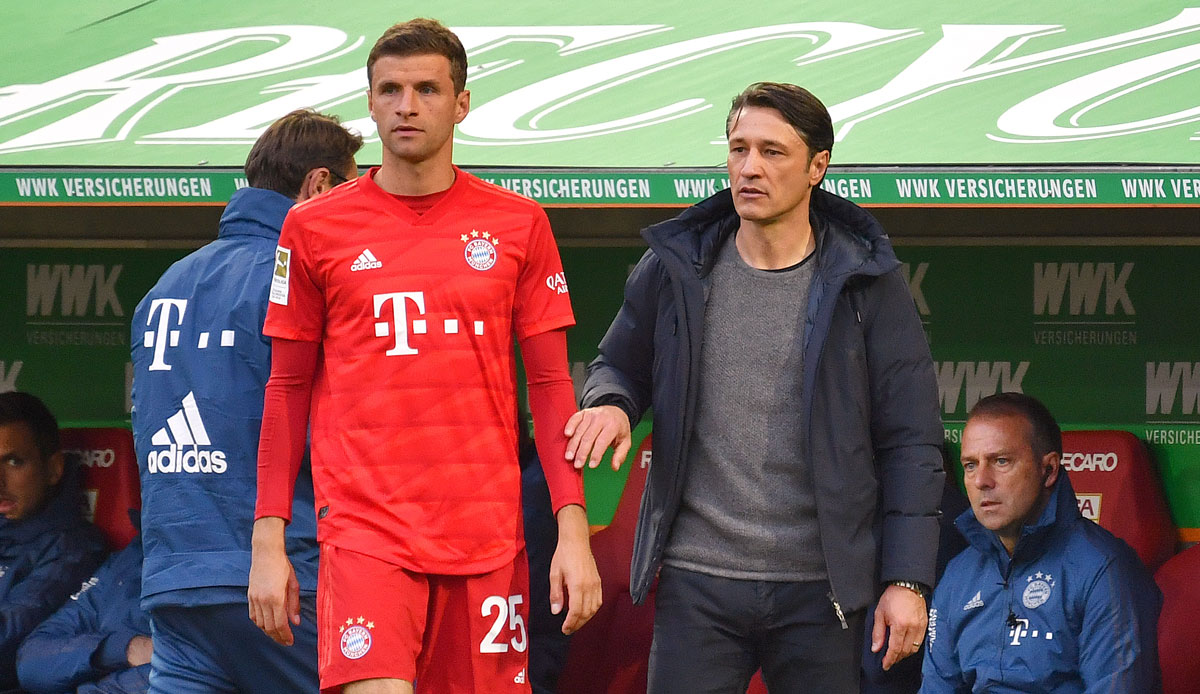 """FC Bayern: Niko Kovac spricht über Aus und """"Stress"""" durch Thomas ..."""