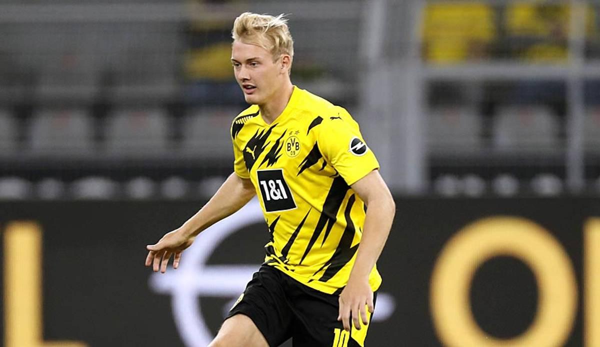 Julian Brandt Von Borussia Dortmund Verrat In Dazn Doku Ware Fur Mich Der Horror Wenn Ein Trainer Mir Das Sagen Wurde