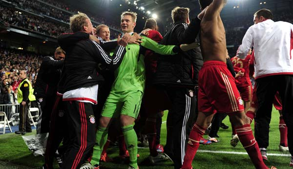 Manuel Neuer Beim Fc Bayern