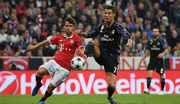 Fc Bayern Munchen Gegen Real Madrid Heute Live Im Tv Oder