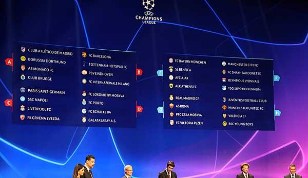 Champions League Gruppenphase 2018 19 Spielplan Was Zeigt Dazn
