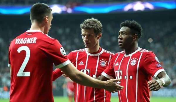 Fc Bayern Munchen Champions League Auslosung Gruppe