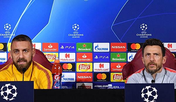 Champions League Heute Live Was Zeigt Dazn Im Live Stream