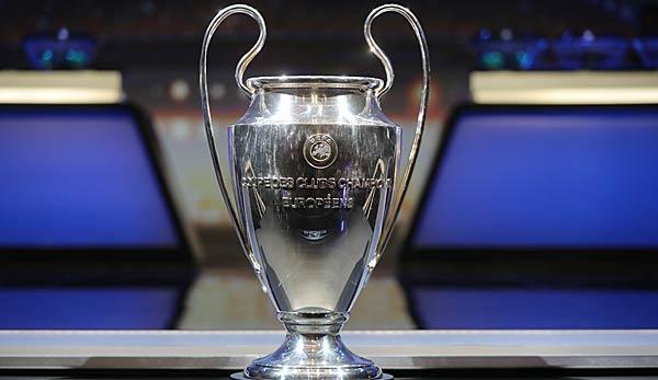 Champions League 2019 20 Die Lostopfe In Der Ubersicht
