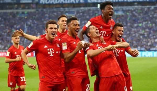 Bayern Munchen Gegen Roter Stern Belgrad Heute Live Im Tv