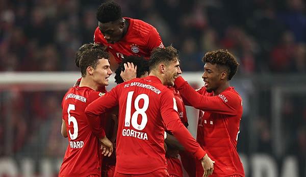 Champions League Roter Stern Belgrad Gegen Fc Bayern