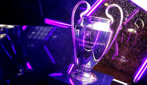 Champions League Achtelfinale Termine Auslosung Mogliche Spiele