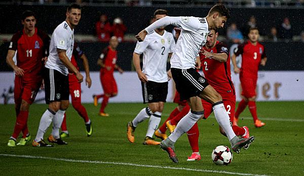 Wm Quali Gruppe C Deutschland Aserbaidschan Ergebnis Und Analyse
