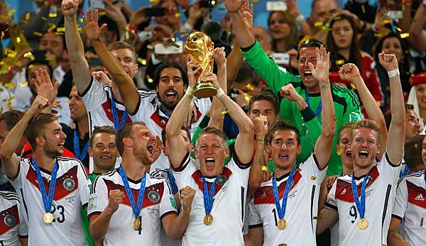 Wm Finale 2014 Zwischen Deutschland Und Argentinien So