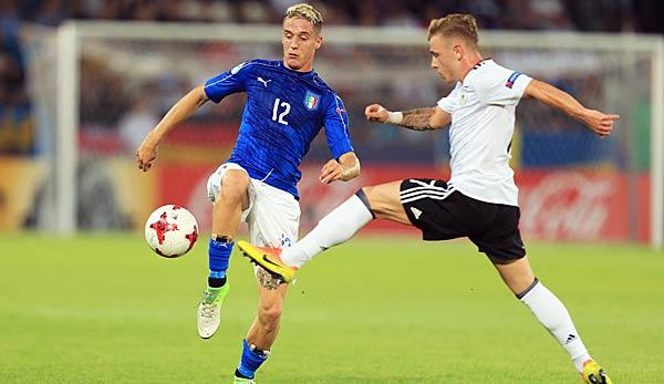 Testspiel Deutschland U21 Gegen Italien U21 Heute Live Im