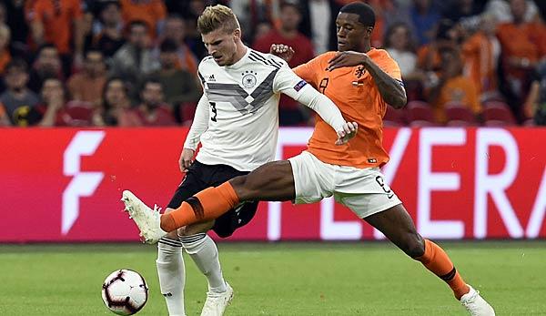 Deutschland Gegen Niederlande Heute Live Nations League Im
