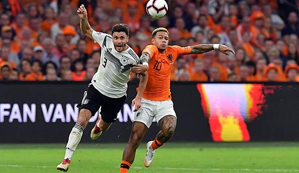 Deutschland Gegen Niederlande In Der Nations League Termin