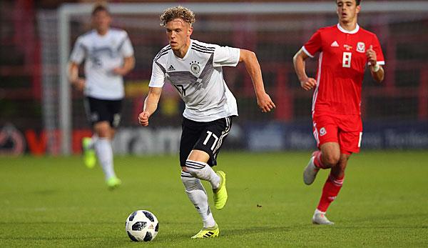 U21 Deutschland Gegen Bosnien Herzegowina Em Qualifikation Heute Live Im Tv Livestream Und Liveticker