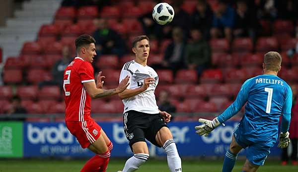 U21 Spanien Gegen Deutschland 1 1 Das Spiel Zum