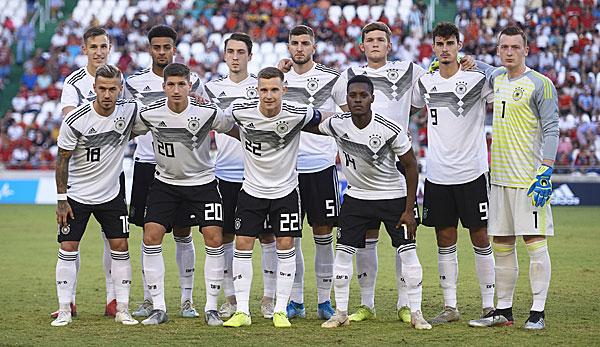 U21 Dfb Team In Der Em Qualifikation Tabelle Spielplan
