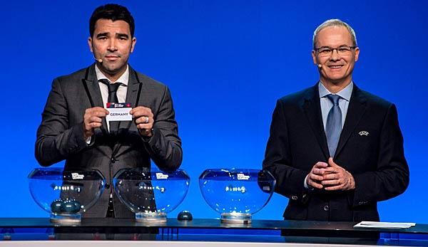 Uefa Nations League Die Auslosung Der Gruppen Im Liveticker Zum Nachlesen