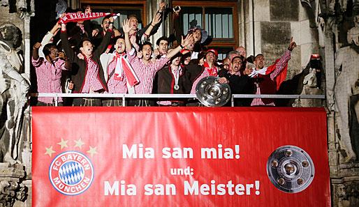 Triple 2013 Das Erfolgreichste Jahr Des Fc Bayern