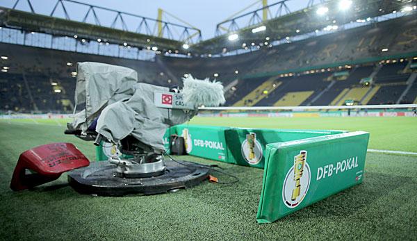 Dfb Pokal 2 Runde Live Sehen Diese Partien Laufen Im Free Tv