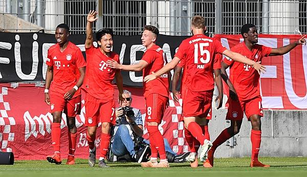 Fc Bayern Ii Spielplan Saison 2019 20 Termine 1 Spieltag
