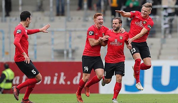 3 Liga Sonnenhof Grossaspach Gegen Bayern Munchen Ii Heute