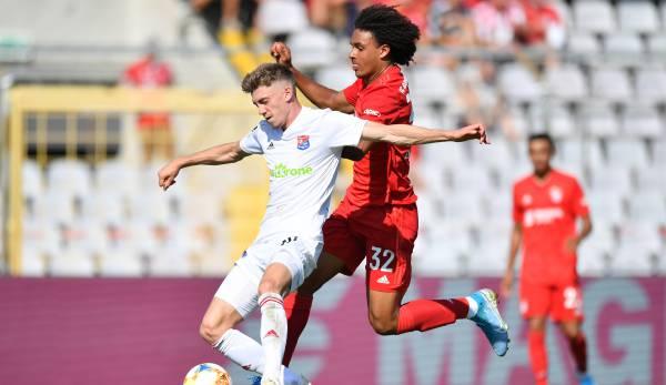 3 Liga Bayern Ii Vs Eintracht Braunschweig Heute Live Im