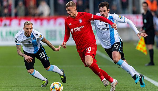 3 Liga Fc Bayern Munchen Ii Gegen Carl Zeiss Jena Heute