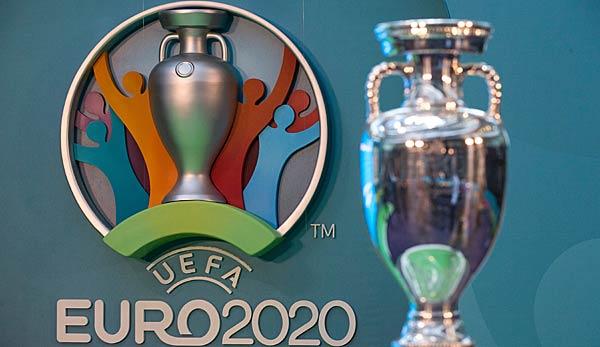 Wo Findet Die Em 2020 Statt Gastgeber Datum Qualifikation