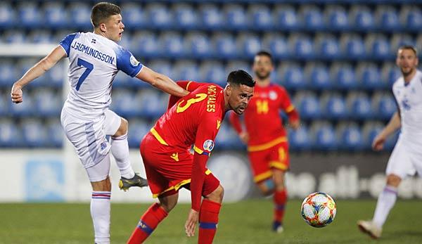 Island Gegen Andorra Em Qualifikation Heute Live Im Tv